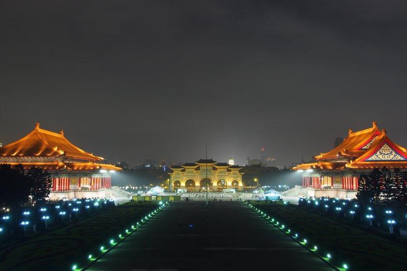 國家兩廳院。(圖取自flickr)