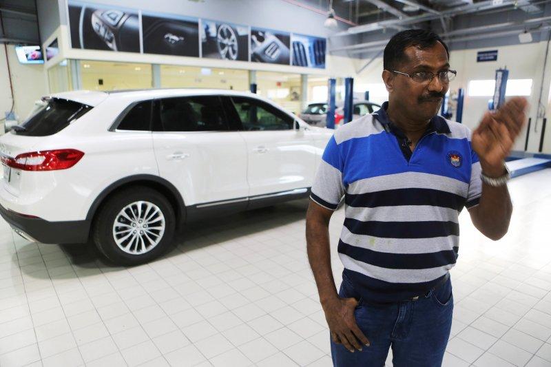 「大難不死,必有後福」的最佳詮釋者,全世界最幸運的民航機乘客巴希爾(Mohamed Basheer)(AP)