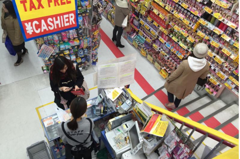 「在台灣藥妝市場越來越熱鬧的狀況下,對消費者來說絕對是有好處的;但對經營的業者而言,當市場越分越細的狀況下,就必須思考新的競爭者加入後帶來的衝擊與影響」。(取自朝日新聞))