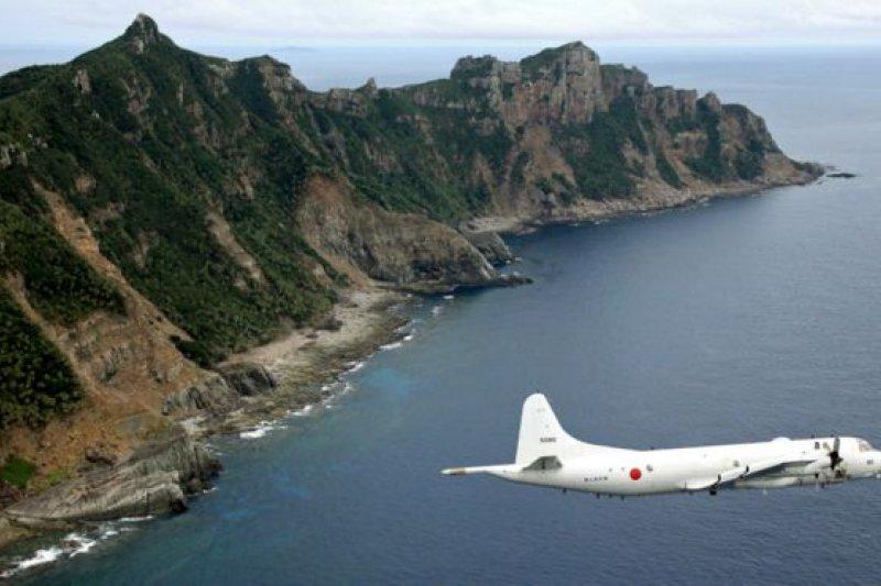 日本媒體報導稱,新研發的地對艦飛彈射程範圍涵蓋日中有主權爭議的釣魚島。(BBC中文網)