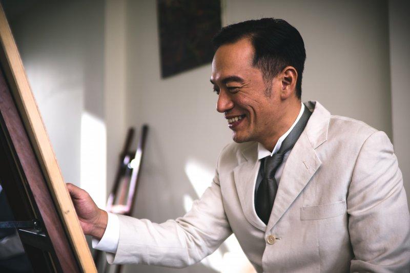 倪蔣懷身為石川的弟子、也是臺灣的第一位西畫家,原本想赴日繼續深造,被石川建議以其財力支持臺灣美術教育發展(圖/紫色大稻埕提供)