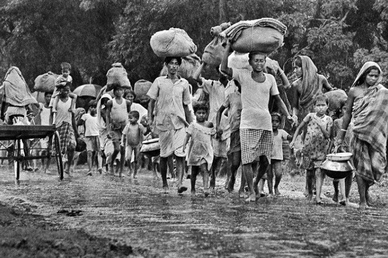 即將分裂七十年的南亞次大陸,充滿美蘇冷戰較勁的痕跡。(來源:Raghu Rai)