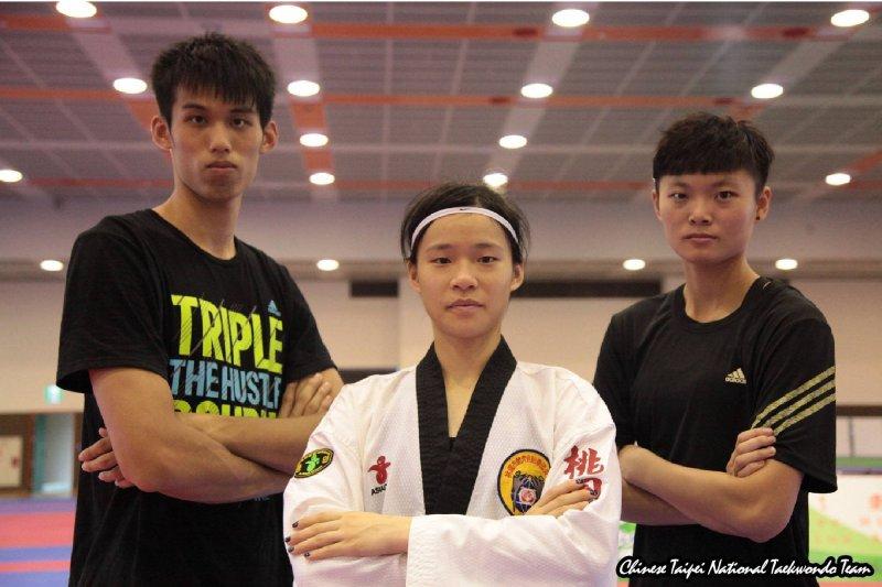 我國奧運奪牌熱門項目跆拳道即將登場。(中華奧運跆拳道培訓隊臉書)