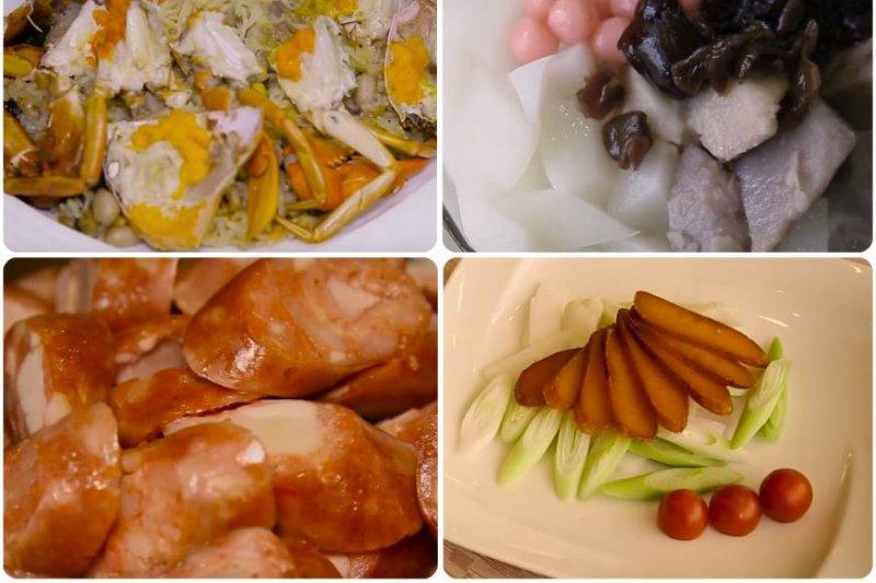道道經典的手路菜,流傳著台灣人的辦桌精神。(圖取自Youtube)
