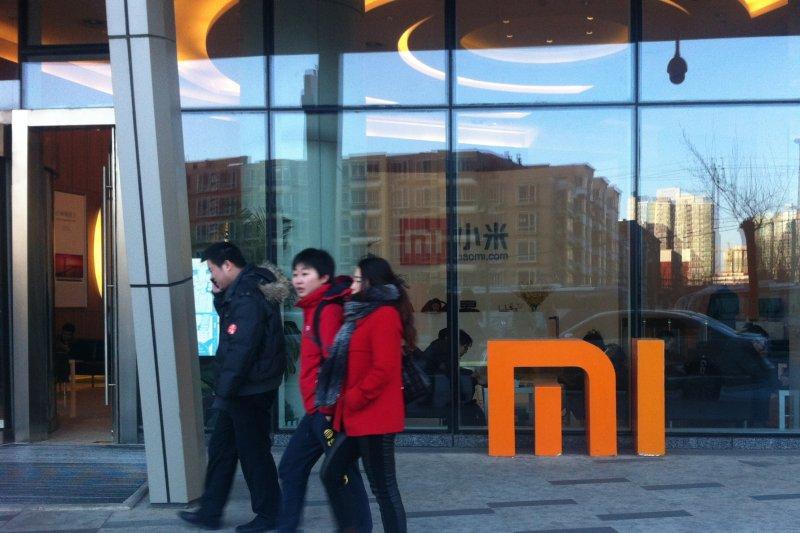 全球市調機構 IDC 的報告顯示,曾經穩坐中國手機龍頭的小米,從第 1 名落到第 4 名。(圖/Jon Russell@flickr)