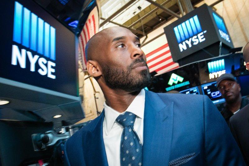 美國NBA退役球星布萊恩(Kobe Bryant)成立1億美元規模的創投公司。(美聯社)