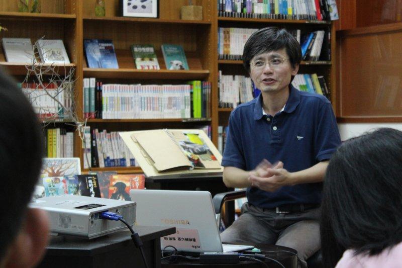 2016-08-24-政大台史所所長李福鍾-取自政大網站