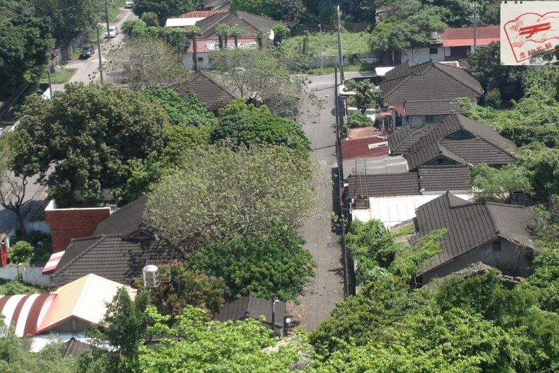 屏東崇仁新村保有日式宿舍群,但差點被屏東縣府拆了。(取自屏東日遺飛行宿舍陣線)