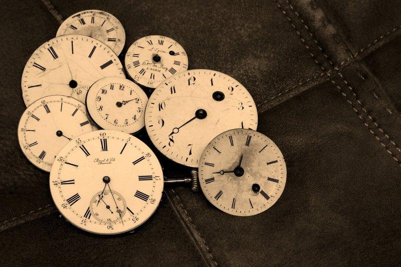 世界上最公平的事,就是每個人的時間都是一樣的,沒有例外。(圖/Couleur@pixabay)