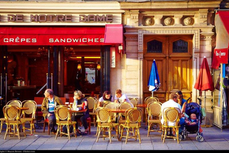 讀者投書:法國人不友善?害你被擺臭臉的未必是英文,而是開口第一句話-風傳媒