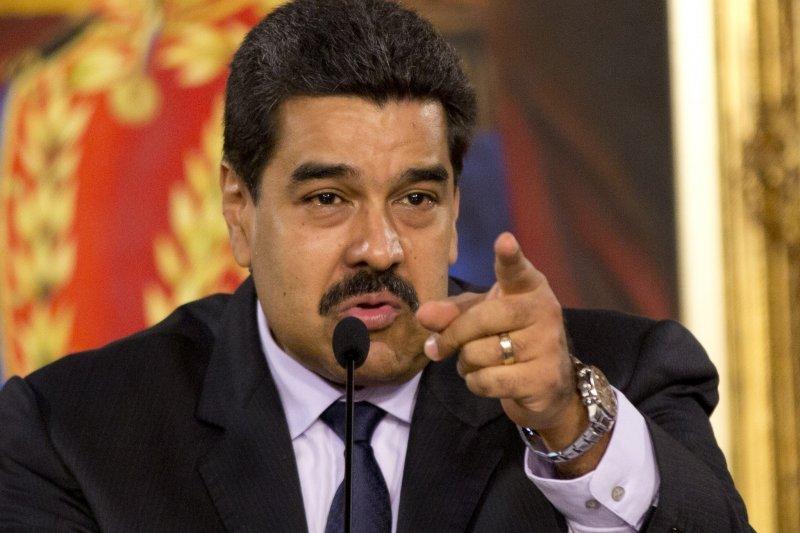 委內瑞拉總統馬杜洛(Nicolas Maduro)(美聯社)