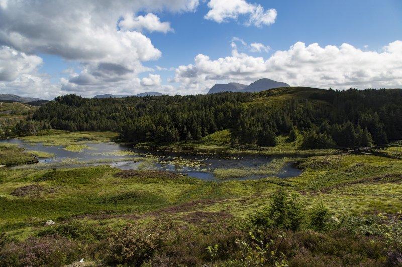 源自高地區汀斯頓酒廠,位處蘇格蘭心臟地帶,就是釀造出蘇格蘭最勇敢威士忌的故鄉。(圖/George Hodan@PublicDomainPictures)