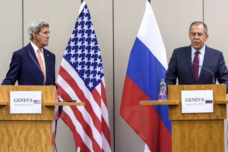 敘利亞政府及反抗軍各自有俄羅斯和美國當靠山。(美聯社)