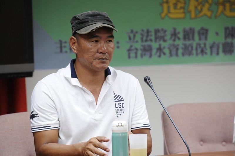 耘林藝術人文生態協會理事長林富源