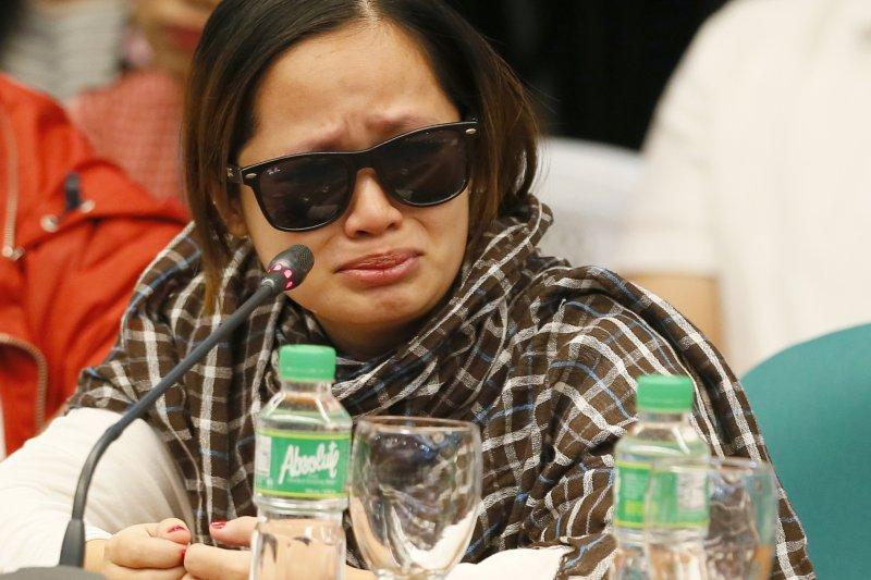 菲律賓強力掃毒,許多疑犯遭當場擊斃,他們的家屬向政府抗議手段太過殘忍。(美聯社)