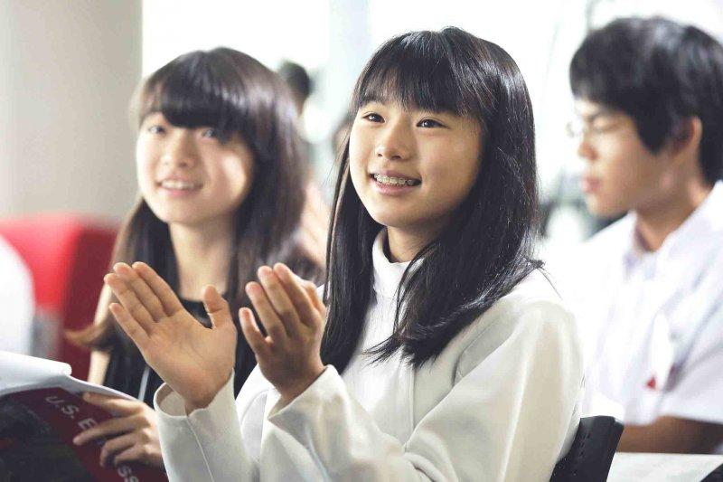 孩子們的高中生涯,其實能有另一種選擇。(圖/U.S. Embassy Tokyo@flickr)