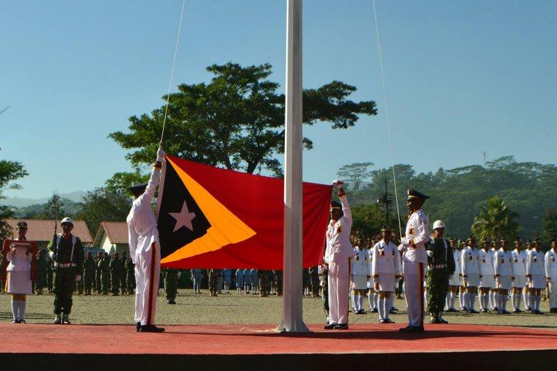 東南亞最年輕國家東帝汶在1999年8月30日舉辦獨立公投。(翻攝臉書Presidencia da Republica de Timor Leste)