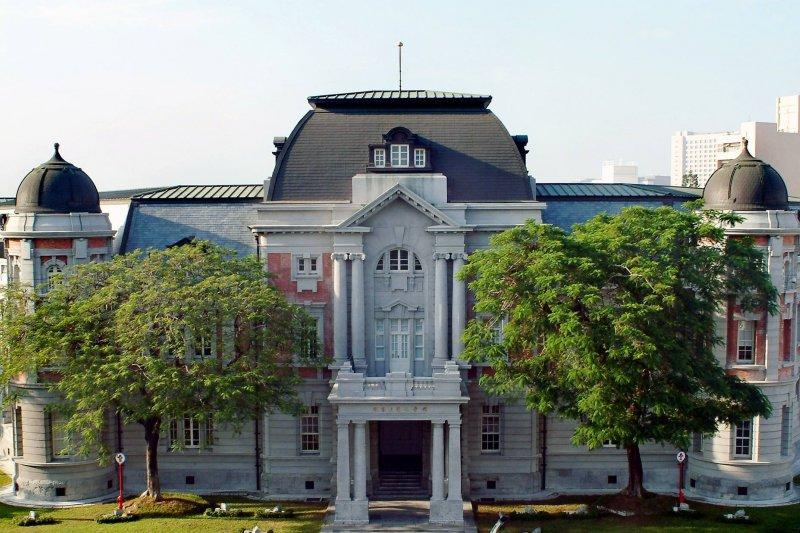 國立台灣文學館。(圖取自國立台灣文學館臉書)