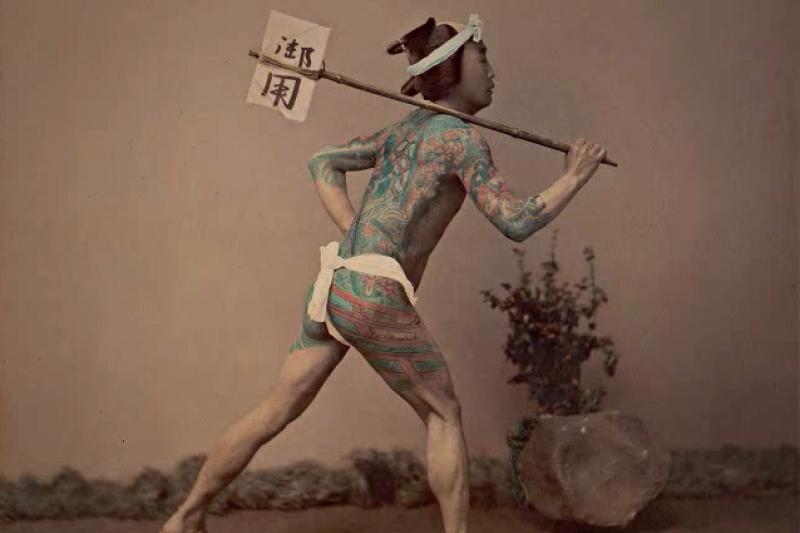 日本人不喜歡紋身的原因是什麼?(圖/FAST JAPAN)