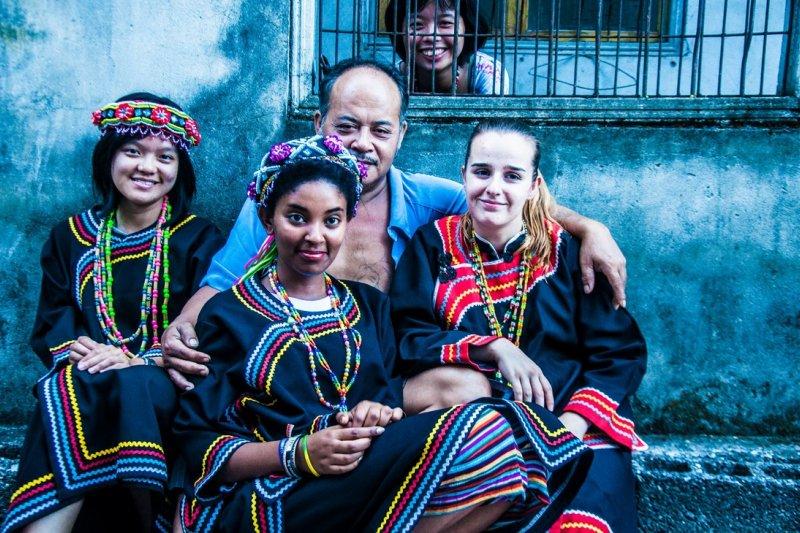 104年青年村落文化行動獲獎計畫「馬遠部落島嶼拼圖計畫」。(圖取自島嶼拼圖網站)