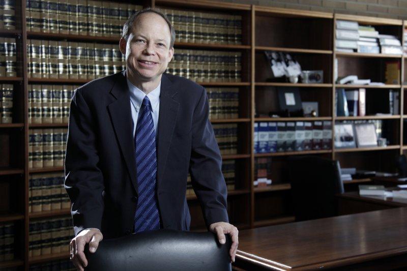 負責審理史丹佛大學生性侵案的法官裴斯基(Aaron Persky)。(美聯社)