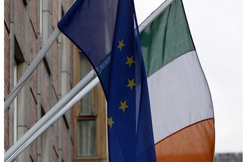 歐盟ˋ認為愛爾蘭給予美國蘋果公司優惠稅率,因此重罰蘋果天價稅金,但此舉凌駕愛爾蘭國家主權,恐怕會迫使愛爾蘭脫歐(Irexit)。(翻攝網路)
