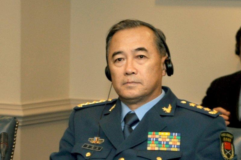 中國空軍司令員馬曉天(Wikipedia / Public Domain)