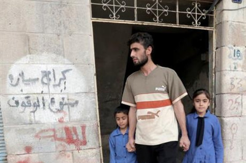 約旦(Jordan)境內仍有9萬名敘利亞難民孩童無法就學(AP)