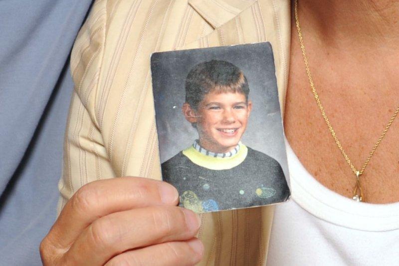 失蹤27年的美國明尼蘇達州11歲男孩雅各.魏特林(AP)