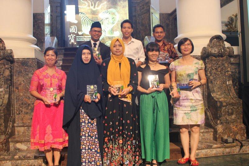 第三屆移工文學獎今(4)日舉行頒獎典禮。(取自國立臺灣博物館)
