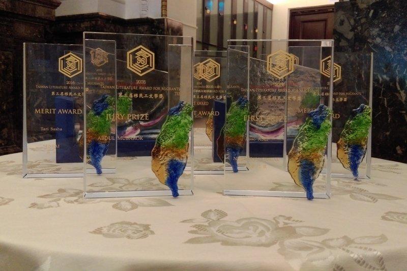 第三屆移民工文學獎(黃麒珈攝)