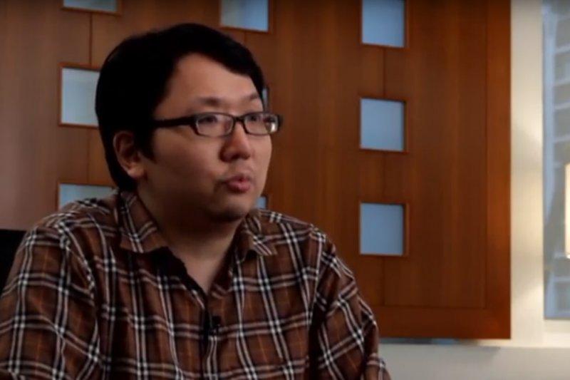 樂陞科技董事長許金龍。(取自樂陞科技Youtube影片)