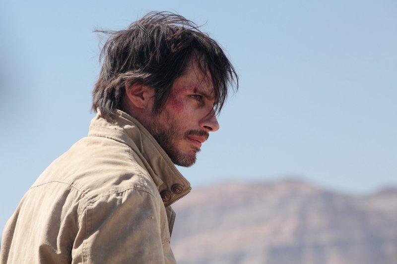 電影《最後一次自由》(Desierto)描述非法移民的故事。(CatchPlay)