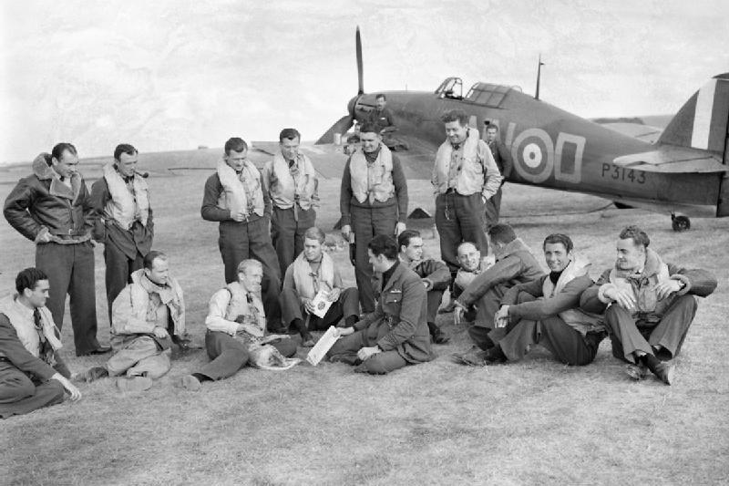 英國皇家空軍。(維基百科/public domain)