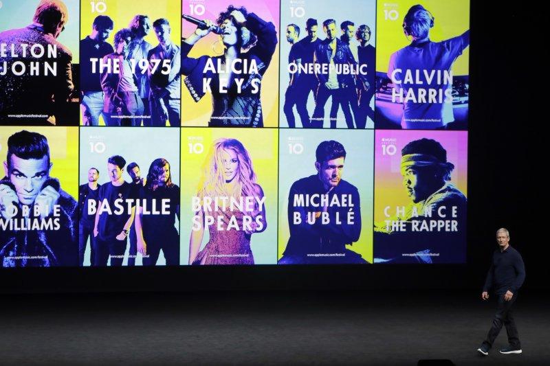 Apple Music 砸5000萬紓困基金,為獨立唱片公司預付版權費(美聯社)