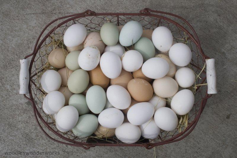 坊間對於加工蛋品有許多謠言,從皮蛋是馬尿做的,到茶葉蛋蛋黃成灰綠色代表有重金屬殘留等,其實都是誤解...(圖/woodleywonderworks@flickr)