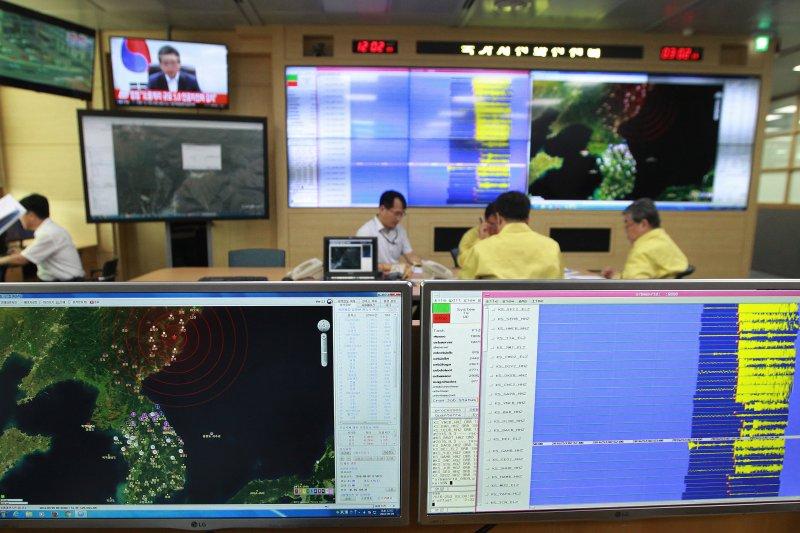 南韓透過地震觀測證實北韓核彈試爆(AP)