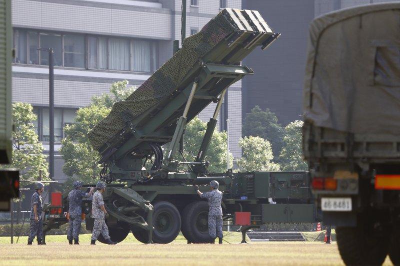 北韓軍事挑釁不斷,日本愛國者飛彈系統備戰(AP)