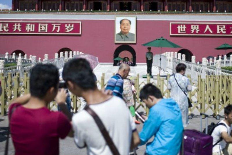 毛澤東在許多人心中有著崇高的地位。(BBC中文網)