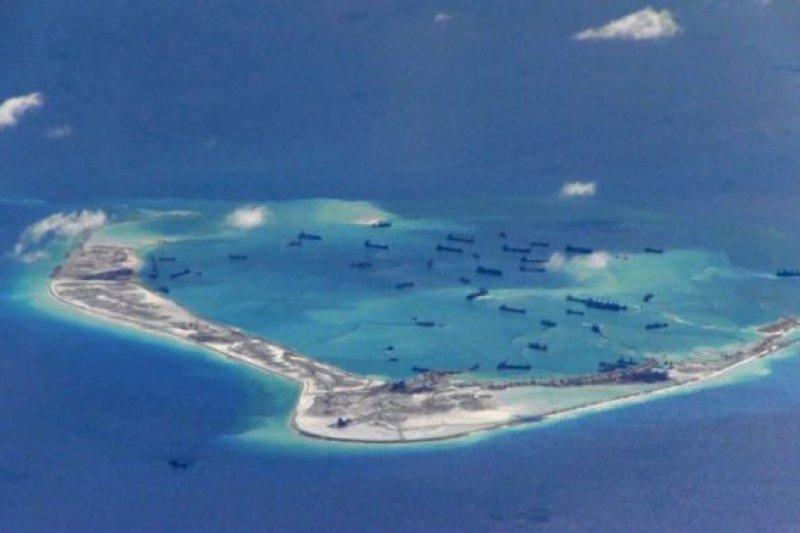 中國聲稱對南中國海幾乎全部區域擁有主權。(BBC中文網)