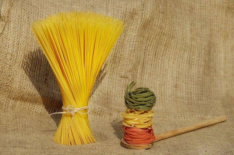義大利麵種類你搞懂了嗎?(圖/Couleur@pixabay)