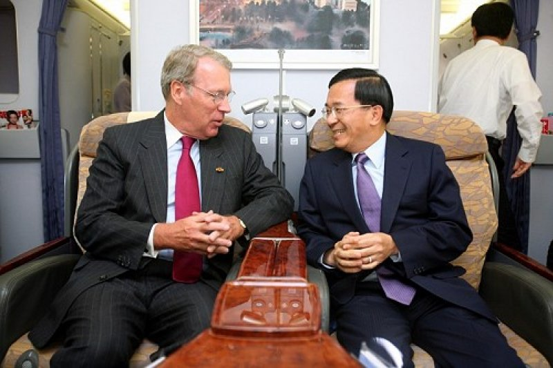 薄瑞光在與《風傳媒》的專訪中,透露很多不為人知的小故事,其中包括對前總統陳水扁的中文「可能無法完全掌握。」(資料照,取自總統府)