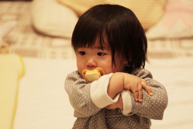 幼兒園前,多抱抱你的孩子。(圖/MIKI Yoshihito@flickr)