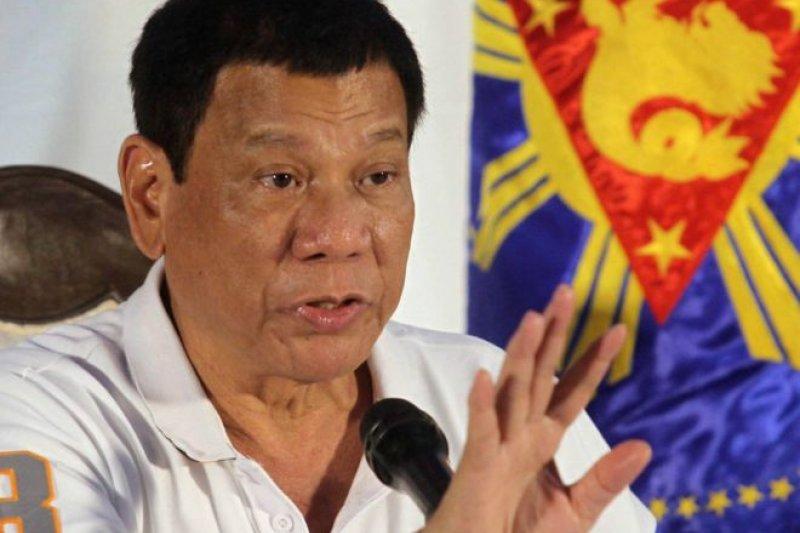 菲律賓總統杜特蒂為失言向猶太人道歉,但不認為自己說錯話。(BBC中文網)