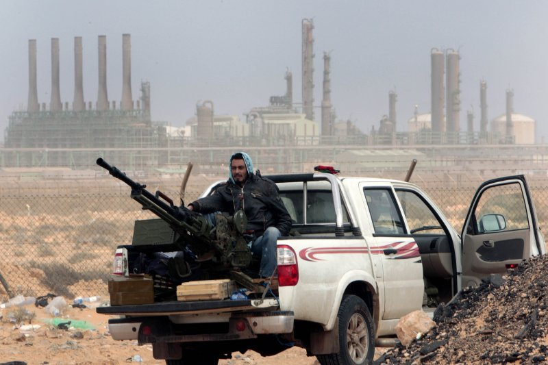格達費政權倒台後,利比亞仍動蕩不安。(美聯社)