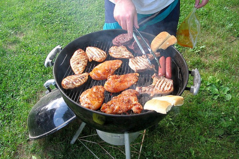 關於烤肉會用到的英文說法,快學起來。(圖/Luke Jones@flickr)