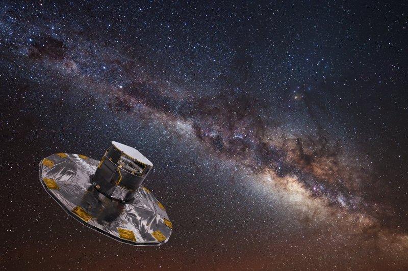 「蓋亞」(Gaia)太空探測器(ESA)