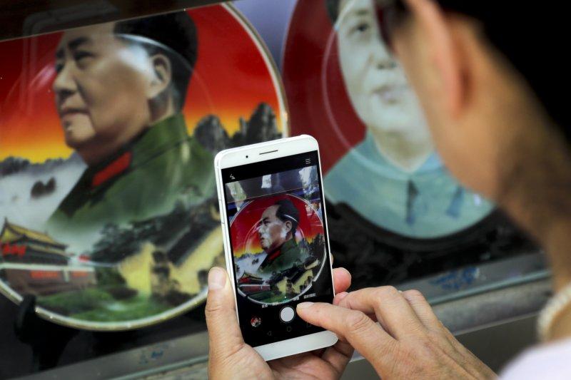 中國網路事業發展快速,但仍有許多民眾無法上網(AP)