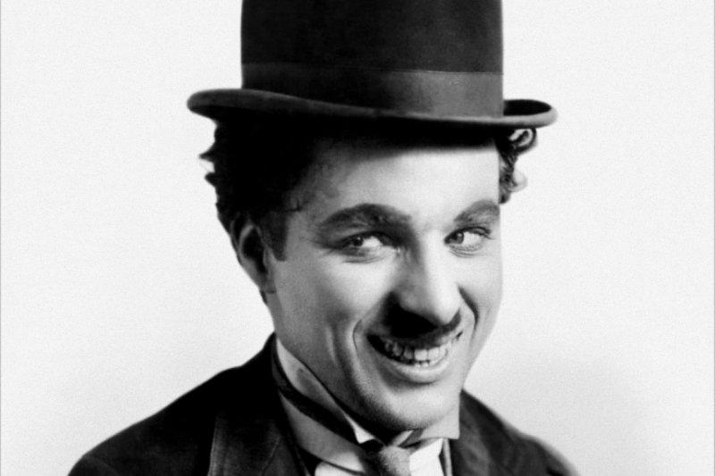 卓別林(Charlie Chaplin)(取自Wikipedia/PD-US)