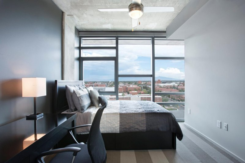 大學宿舍搞得像飯店已然蔚為潮流啦!(圖取自Facebook)